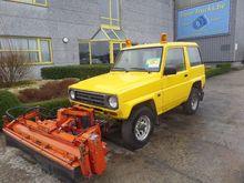 1992 Daihatsu Charade 2500