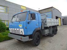 1980 DIV Kamaz 340 D