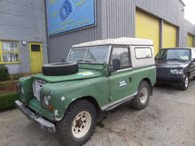 1990 Land Rover Defender 2.5