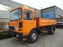 Used 1986 MAN 16.192