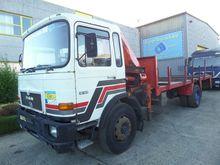 Used 1987 MAN 18.192