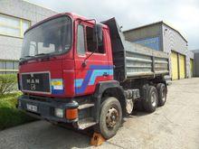 Used 1992 MAN 26.362
