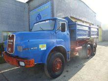 Used 1980 MAN 26/240