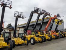 Used Telehandlers For Sale In Vancouver Bc Canada Jlg Equipment More Machinio
