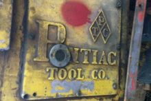 Pontiac - Portable Boring Mill