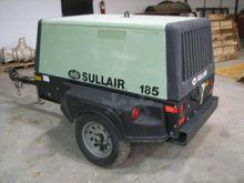 2010 Sullair 185 CFM Compressor