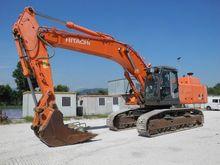 2009 Hitachi zaxis zx 470 lch-3