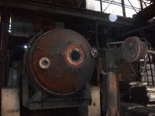 1 set of 3 rotary furnaces, cap