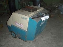 Roadsweeper machine motorized,