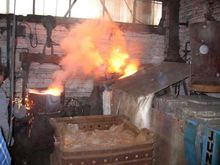 1985 Induction furnace JUNKER 5