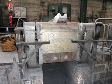 Induction furnace, brand INDUCT