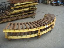 Curve for roller conveyor 3140