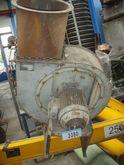 Exhauster KELLER 4500 m³/h 3,3