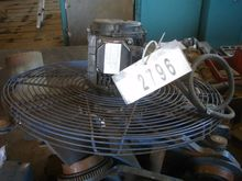 Fan for masonny diam 600mm