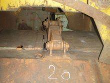 Hydraulic shovel for crane brid