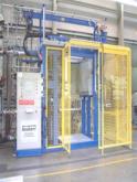 2003 Foam production line for p