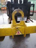 Lifting beam max. 5 t, length 1