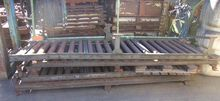 Roller conveyor  24500/900mm