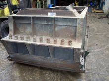 Shake-out conveyer Ulrich 4000