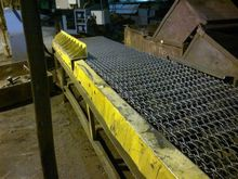 1995 Wire conveyor shot blast m