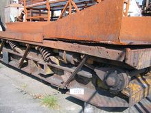 Vibrating conveyor 5200 x 1400m