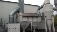 2001 Dedusting filter LET 25000
