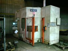 2005 Grinding-fettling automat