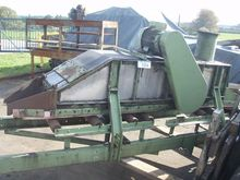 Sand aerator for belt conveyor,