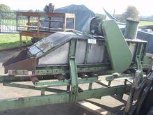 Sand aerator for belt conveyor,
