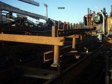 Roller conveyor,  16 m x 0,75 m