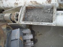 Transport screw 2800 mm, Ø 250
