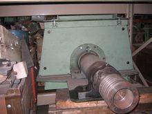 Shot blast turbine Wheelabrator