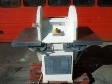Disc grinder, 2 x 800 mm, doubl