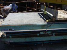 Hydraulic table 3 t