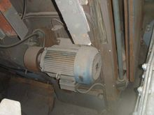 Monorail Shotblast plant  G&F W