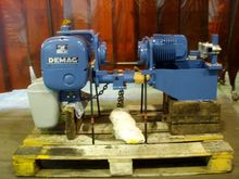 Chain hoist DEMAG PK5NF, with c