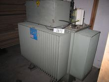 Transfo 630kVa 20000V 410V
