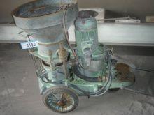 Refractory sprayer (gunit 2) VE