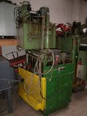 Hydraulic deburring press REIS