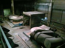 1995 Induction furnace JUNKER 1