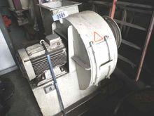 Exhauster 10000 m³/h, KELLER; 2