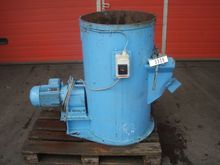 Core sand mixer COLLIN ± 50 l