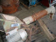 Worm screw 1300 x Ø 150mm