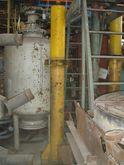 Used pilar slew cran