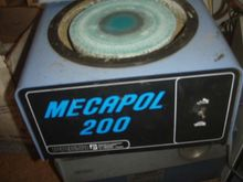 Grinding machine, Ø 200 mm, CON