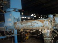 Furan sand screw mixer BORDEN,