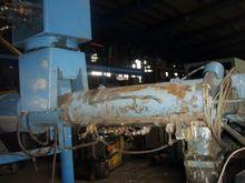Furan sand screw mixer BORDEN,