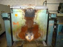 2001 Aluminium melting furnace,