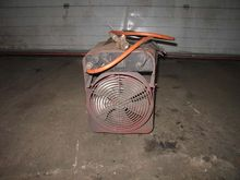 1997 Heating blower gas