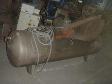Compressor 600 L, 12 bar